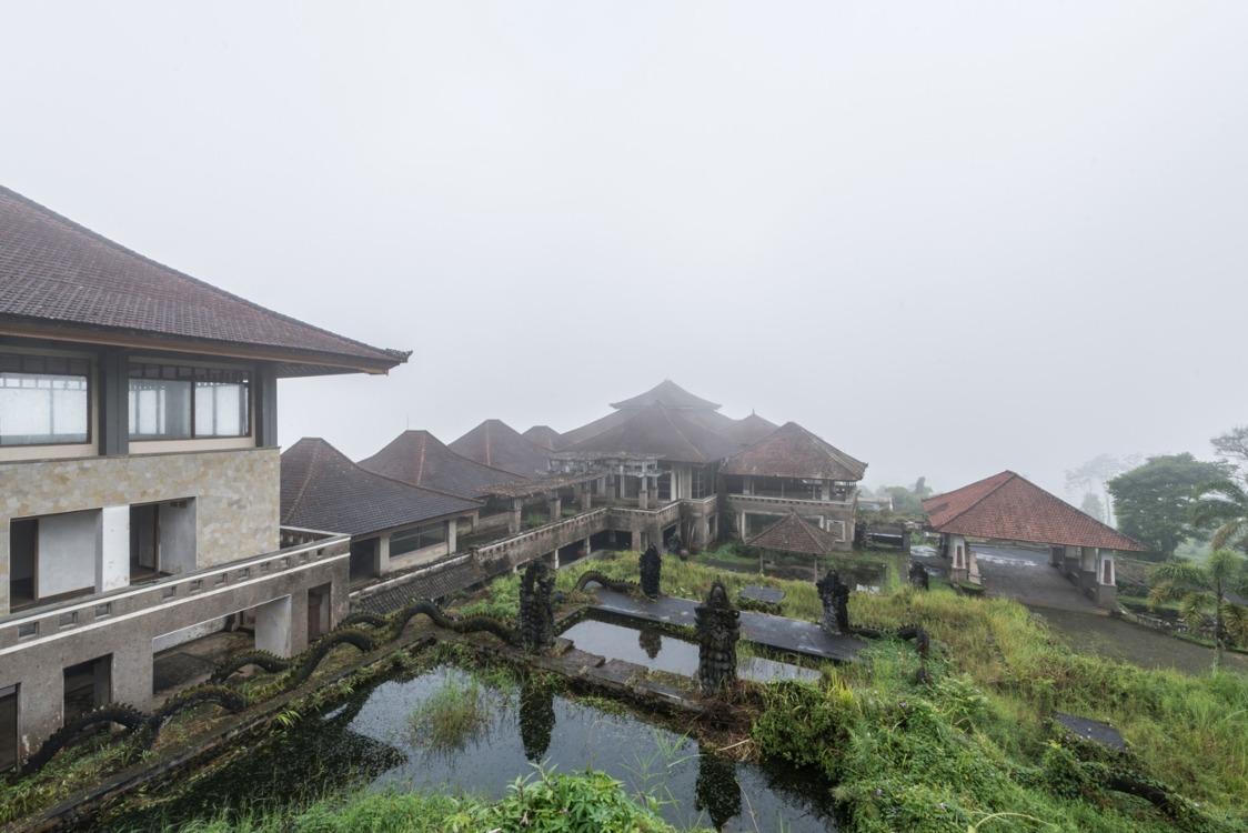 lokasi yang penuh makhluk halus di Indonesia