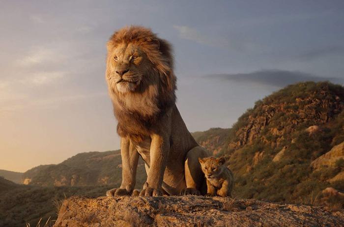 24+ Hewan singa animasi terbaru