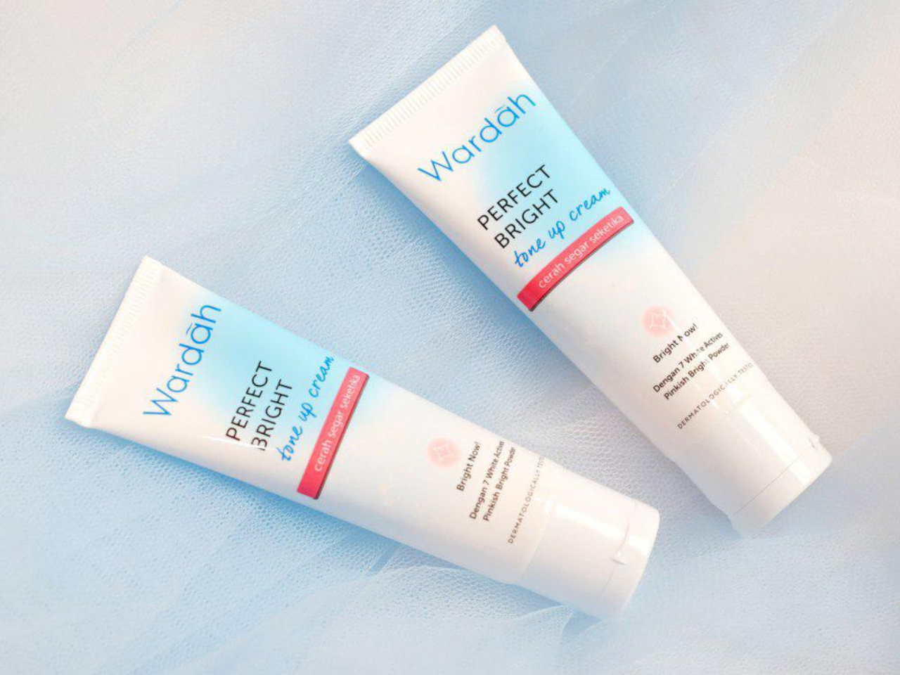 Review: Wardah Perfect Bright Tone Up Cream. Apa yang ...